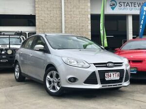 2013 Ford Focus LW MkII Trend PwrShift Silver 6 Speed Sports Automatic Dual Clutch Hatchback East Brisbane Brisbane South East Preview