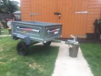 Brand New Heavy Duty Tipping Trailer For Only £175 - Over 50% Off