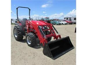 New TYM T354 - 35 HP Ranch Tractor w. ROPS & Front Loader Edmonton Edmonton Area image 19