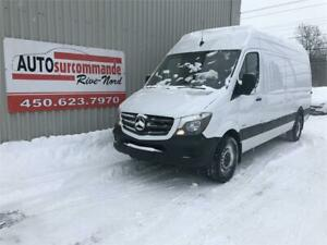 2016 Mercedes-Benz Sprinter EXT -- GARANTIE 1AN/ 15 000 KMS --