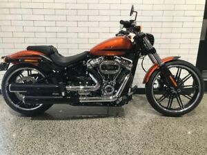 2019 Harley-Davidson BREAKOUT 114 (FXBRS) Road Bike 1868cc Tempe Marrickville Area Preview