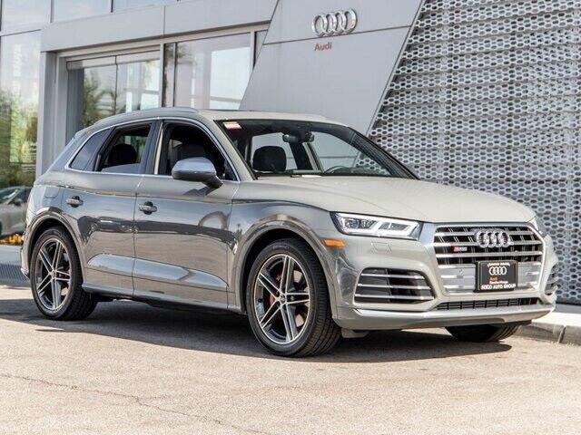 2020 Audi SQ5 3.0T Premium 8-Speed Automatic with Tiptronic 1829 Miles Quantum G