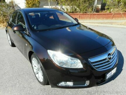 2012 Opel Insignia GA Brown 6 Speed Automatic Sedan Maylands Bayswater Area Preview