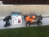 Firestorm Radio Controlled Truck Car Buggy - HPI Nitro Petrol Only £125