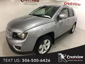 2015 Jeep Compass High Altitude 4x4 w/ Leather, Sunroof, Navigat