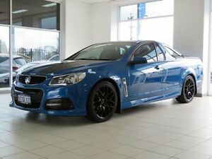 2013 Holden Ute VF SS Perfect Blue 6 Speed Manual Utility Morley Bayswater Area Preview