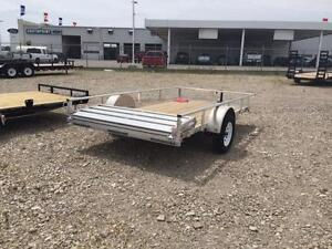 6.5ft x 12ft Open Utility Trailer (ART6.5x12OUL) London Ontario image 3