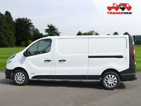 13 Renault RENAULT TRAFIC LL29 1.6 DCi 115PS Long Wheel Base Business with Air c