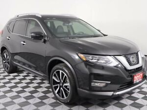 2017 Nissan Rogue SL Platinum w/Heated Leather Seats-Panoramic M