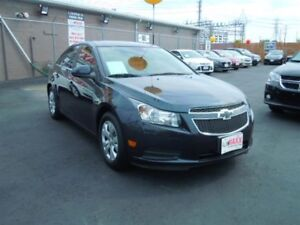 2014 CHEVROLET CRUZE 1LT - BLUETOOTH, SATELLITE RADIO, REMOTE ST