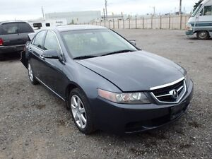 ACURA TSX (2004/2008/FOR PARTS PARTS ONLY)