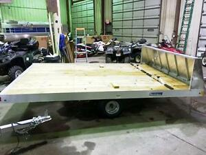 RC Trailers ART 8.5 X 12 OT - Snowmobile Trailer Truckload Sale
