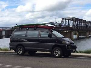 1996 Mitsubishi Delica Spacegear 4WD Byron Bay Byron Area Preview