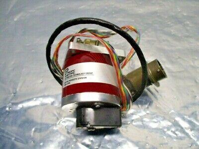Pacific Scientific E21SCHT-LDN-SS-02 1.8 Degree Step Motor, 453449