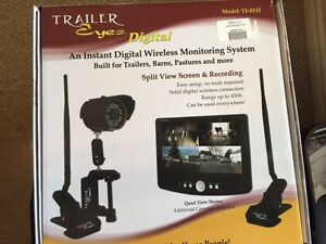 Trailer Eyes Digital Wireless Monitoring System