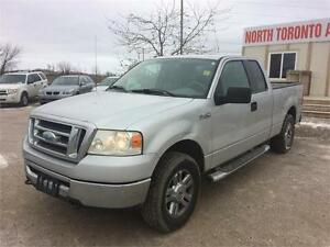 2008 FORD F-150 - 4X4 - POWER OPTIONS - VALID E TEST!!!