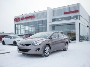 2013 Hyundai Elantra GL 4DR SEDAN HEATED SEATS BLUETOOTH