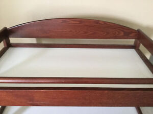 Excellent Condition Caramina Change Table From West Coast-Solid Strathcona County Edmonton Area image 3