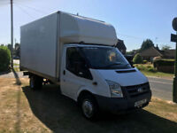Ford Transit 2.4TDCi ( 115PS ) T350 EF RWD - LWB Luton with tail-lift - 92k mile