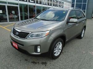 2015 Kia Sorento **LOADED!! ALLOY RIMS & CRUISE!!** AWD LX PREMI