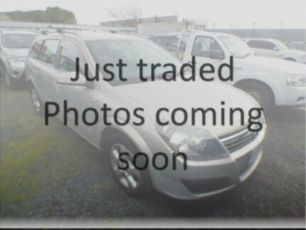 2006 Holden Astra AH MY06.5 CDX Silver 4 Speed Automatic Wagon Devonport Devonport Area Preview