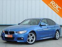 2013 BMW 3 SERIES 318D M SPORT AUTOMATIC SALOON DIESEL