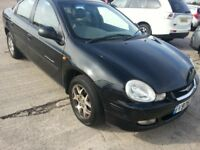 CHRYSLER NEON AUTOMATIC LOW MILES 45K LEATHER