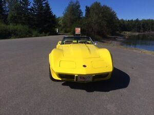 1975 Corvette Convertible/ Hard Top