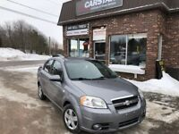 2008 Chevrolet Aveo LT Moncton New Brunswick Preview