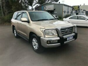 2008 Toyota Landcruiser VDJ200R Sahara (4x4) Gold 6 Speed Automatic Wagon Margaret River Margaret River Area Preview