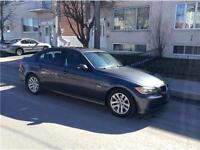 2006 BMW 325i. AUTOMATIC -CUIR. TOIT. MAGS.  Tres propre. 7500$