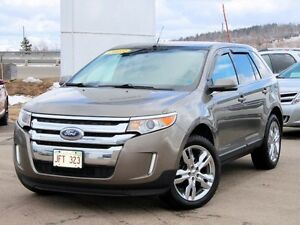 2013 Ford Edge Limited 4dr All-wheel Drive