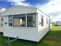 CHEAP STATIC CARAVAN FOR SALE AT SANDY BAY 12 MONTH SEASON WITH DIRECT BEACH ACCESS