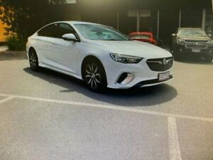 2018 Holden Commodore ZB MY18 RS Liftback White 9 Speed Sports Automatic Liftback Lilydale Yarra Ranges Preview