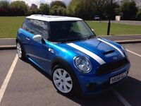 2006 MINI COOPER S 1.6 R56, EXCELLENT CONDTION, LOW MILES, FSH, JCW BODYKIT, FULL LEATHER,