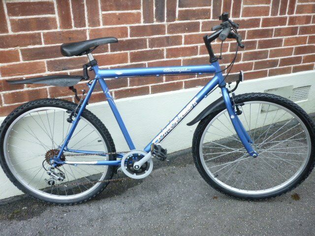 Concept Conquest Rigid Frame Road Bike 5 Speed Large Frame For