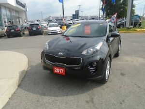 2017 Kia Sportage LX AWD ***SUPER MINT CONDITION!! ONLY 29KM's!!