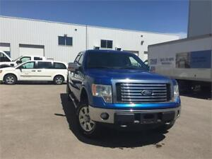 WELL LOOKED AFTER 2012 FORD F150 XTR CREW $16995