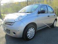 Nissan Micra S 5dr PETROL AUTOMATIC 2006/T