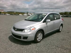 2011 Nissan Versa One Owner 1.8 SL,1.8 SL