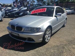 2003 BMW 325CI E46 Silver 5 Speed Auto Steptronic Coupe Lansvale Liverpool Area Preview