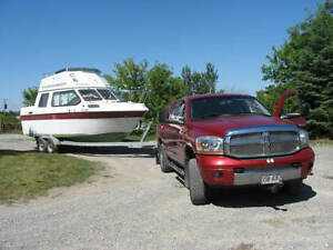 RENT ME !! CARGO/ FLAT DECK/ BOAT / SEA DOO / BOX /TRAILERS