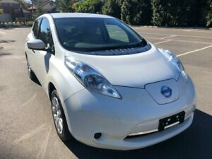 2016 Nissan Leaf ZE0 1 Speed Automatic Hatchback Five Dock Canada Bay Area Preview