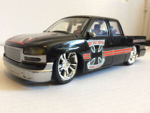 1/24 Jesse James Rc Chevy truck