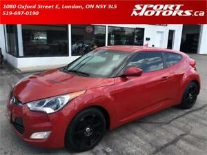 2012 Hyundai Veloster w/Tech! Back Up Camera! Bluetooth! A/C!