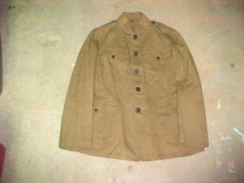 WW1 U.S. Army Cotton Summer Uniform Jacket