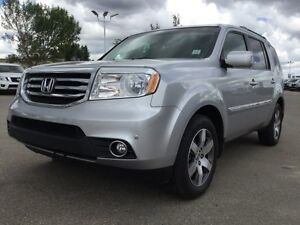 2015 Honda Pilot TOURING 4WD Accident Free,  Navigation (GPS),