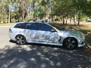 2014 Holden Commodore SV6 Storm VF Sports Wagon MY14