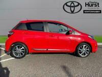 2020 Toyota Yaris 1.5 Vvt-I Y20 5Dr [Mono-Tone] Hatchback Petrol Manual