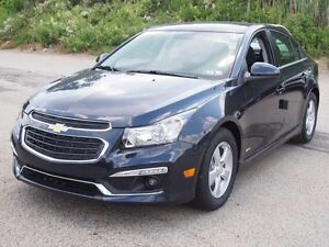 Lease takeover - 2016 Chevy Cruze - 107.46 BW